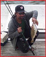 Bunky 39 s charter boats fishing report calendar for for Solomons island fishing report