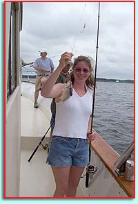 Bunky 39 s charter boats head boat fishing on the for Md fishing license