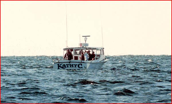 fishing charter maryland:
