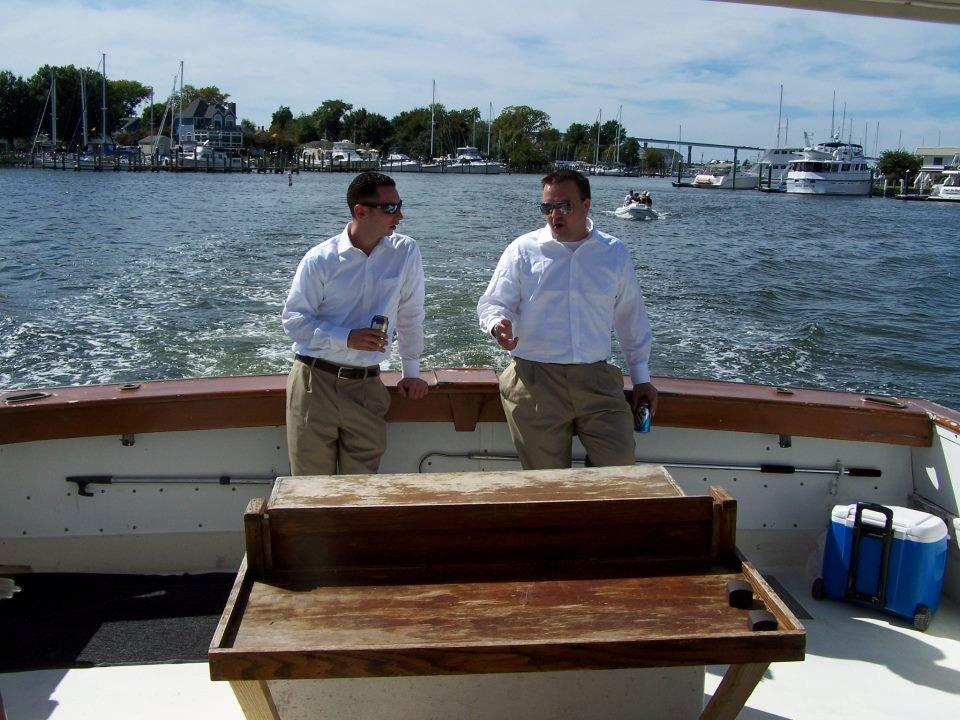 Bunky 39 s charter boats charter boats for chesapeake bay for Solomons island fishing report