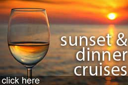 Sunset & Dinner Cruises
